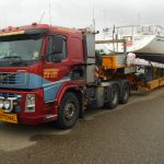 Wegtransport en Scheepstransport